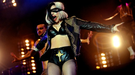 Lady Gaga at BBC Radio 1's Big Weekend, Carlisle
