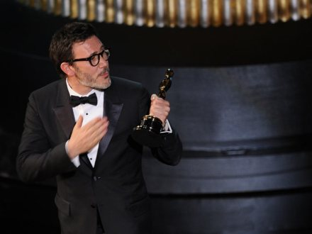 Oscars 2012: Michel Hazanavicius wins the best director award