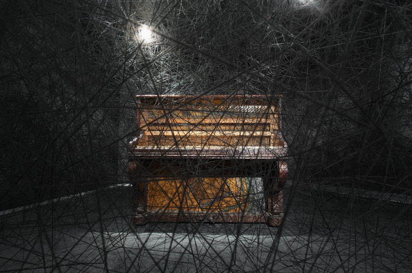 chiharu shiota synchronizing strings and rhizomes_04