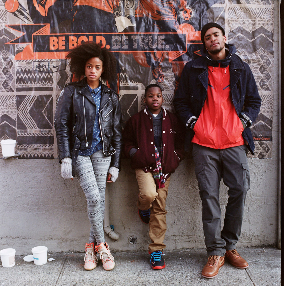 2013 Nike Black History Brooklyn