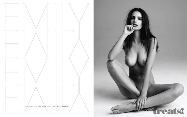Emily Ratajkowski_Steve Shaw_Treats Magazine_01