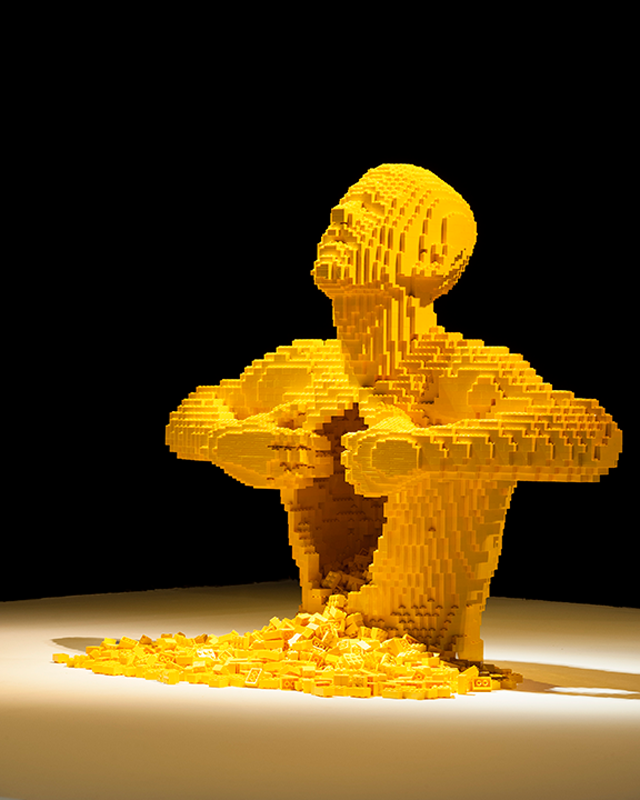 Nathan Sawaya - Art of the Brick_02