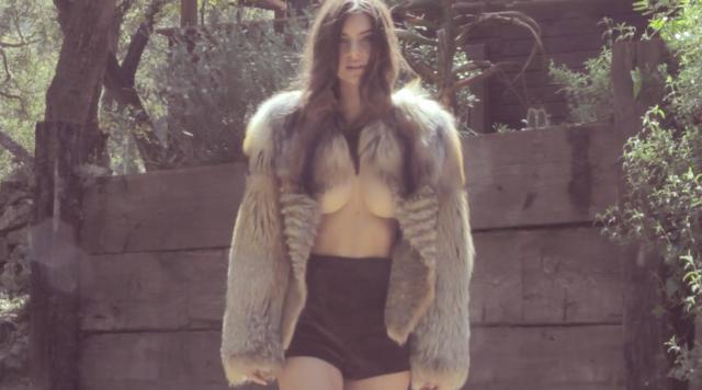 Emily Ratajkowski - Galore Magazine_17