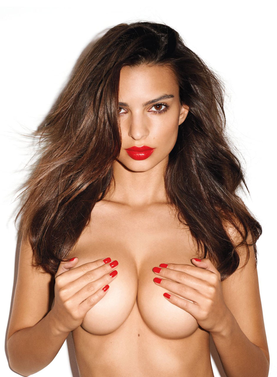 Emily Ratajkowski Terry Richardson GQ November_01