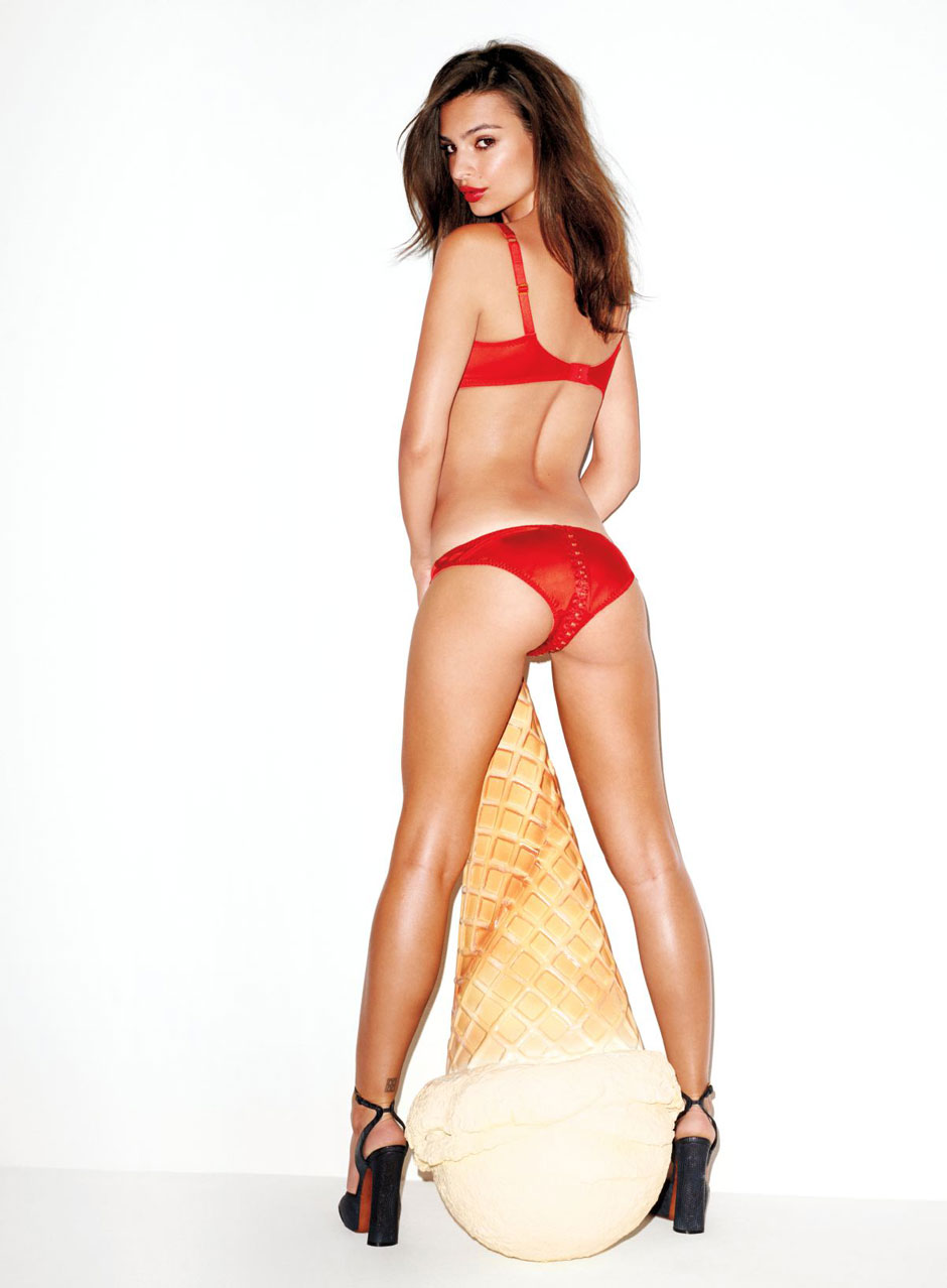 Emily Ratajkowski Terry Richardson GQ November_02
