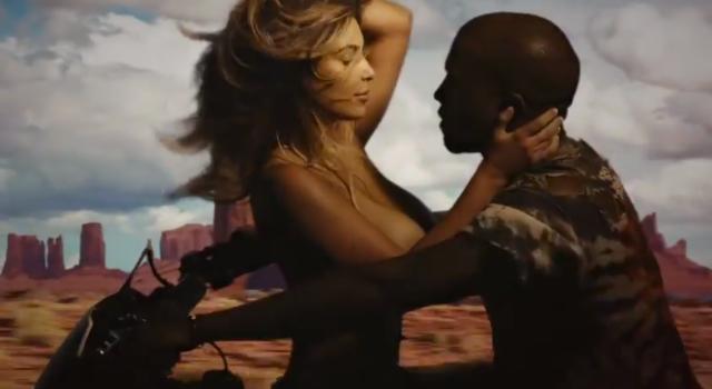 Kanye West Kim Kardashian Bound 2_07