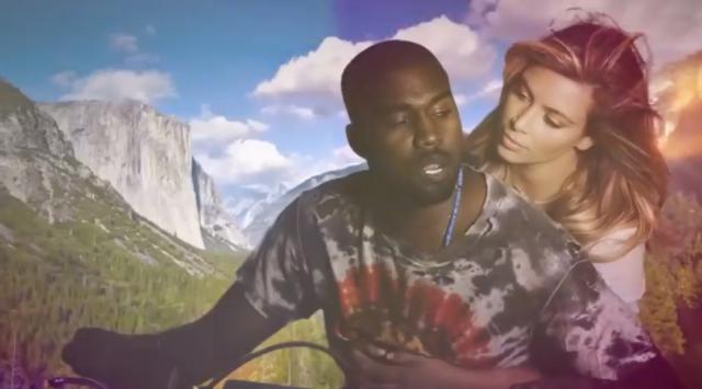 Kanye West Kim Kardashian Bound 2_14