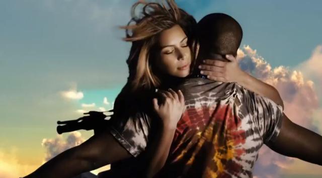 Kanye West Kim Kardashian Bound 2_15