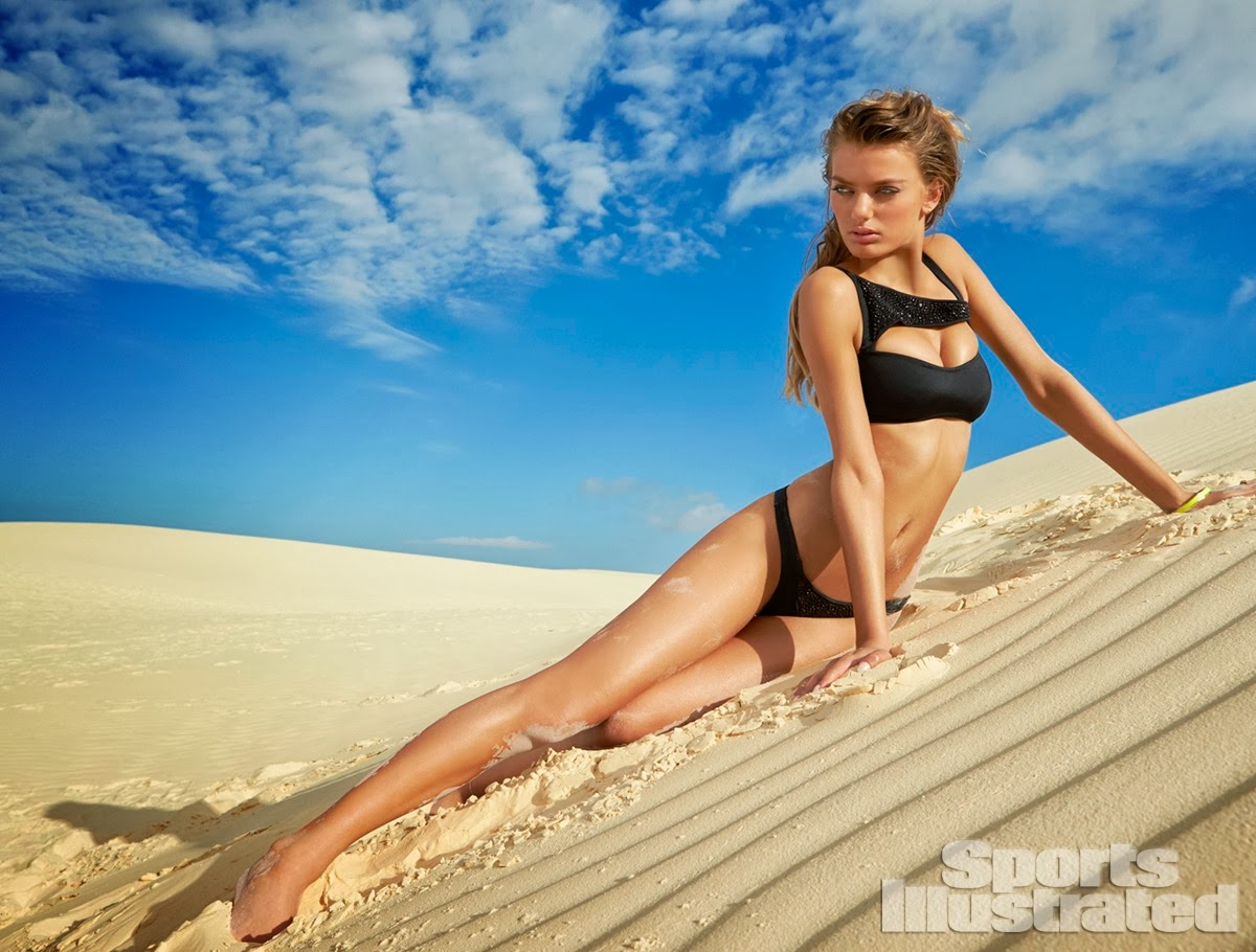 Bregje Heinen Sports Illustrated Swimsuit Edition 2014_00
