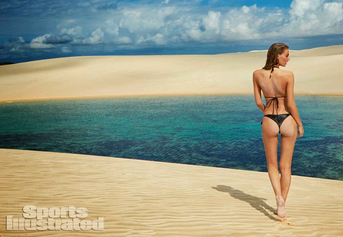 Bregje Heinen Sports Illustrated Swimsuit Edition 2014_01