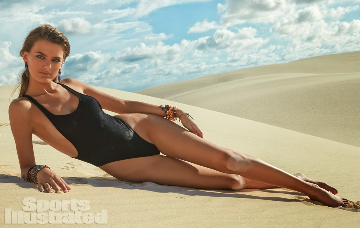 Bregje Heinen Sports Illustrated Swimsuit Edition 2014_02