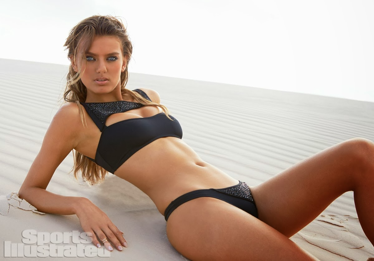 Bregje Heinen Sports Illustrated Swimsuit Edition 2014_03