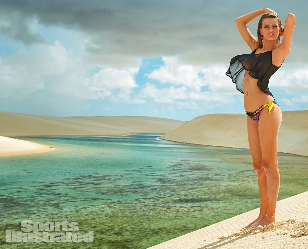 Bregje Heinen Sports Illustrated Swimsuit Edition 2014_04
