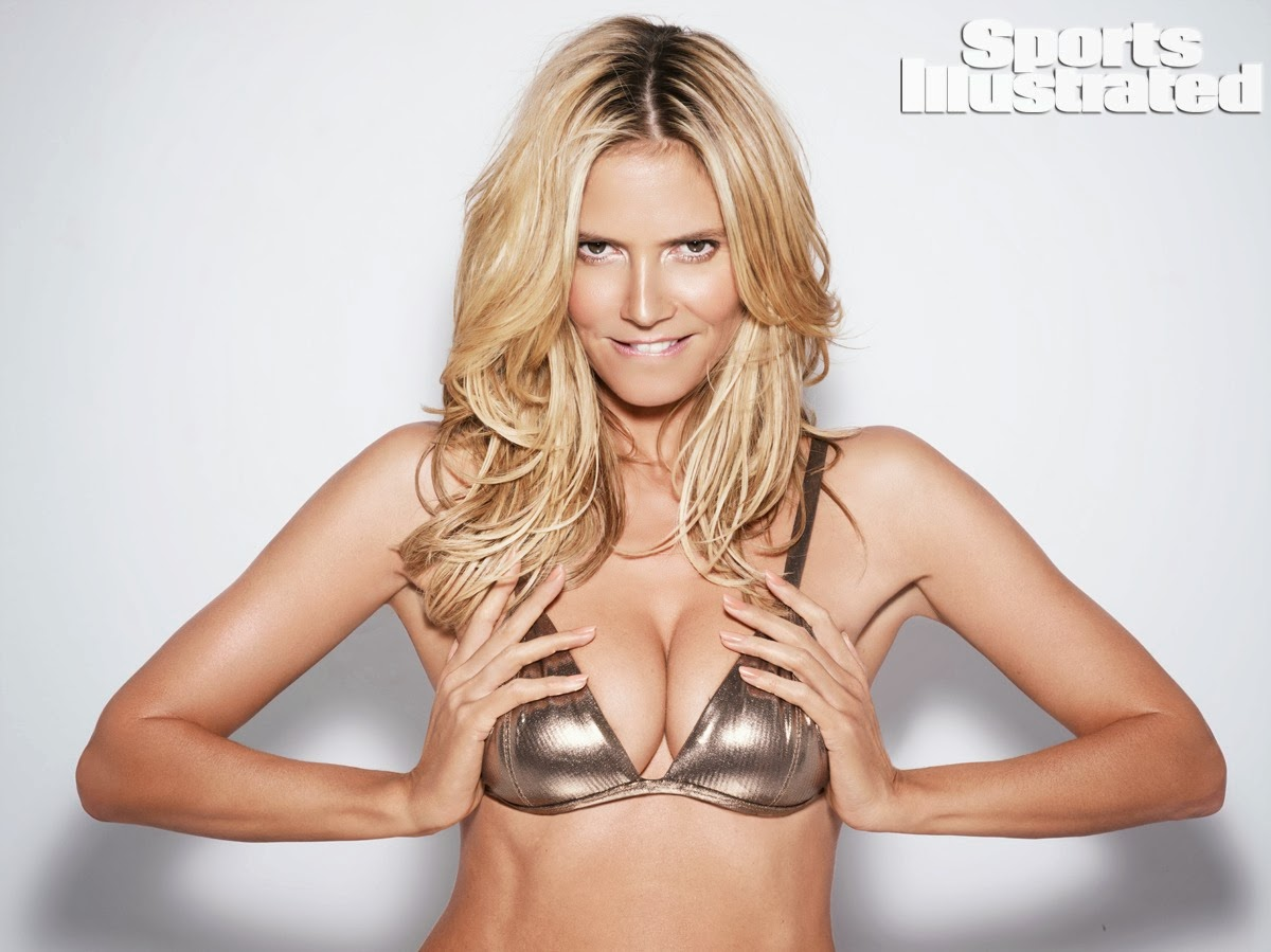 Heidi Klum Sports Illustrated Swimsuit Edition 2014_02