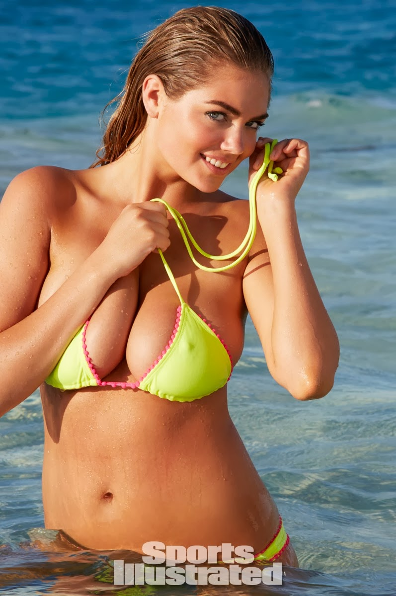 Kate Upton Sports Illustrated Swimsuit Edition 2014_01