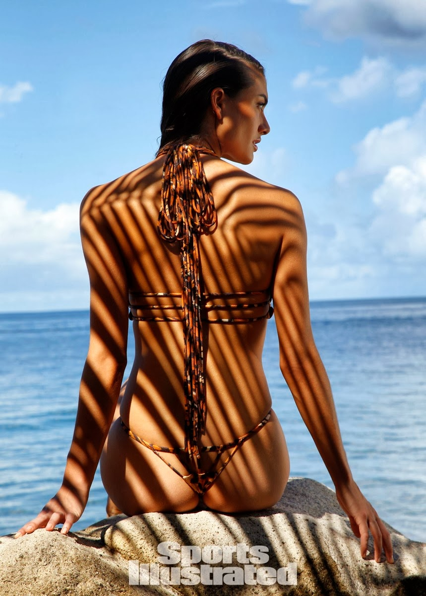 Lauren Mellor Sports Illustrated Swimsuit Edition 2014_12