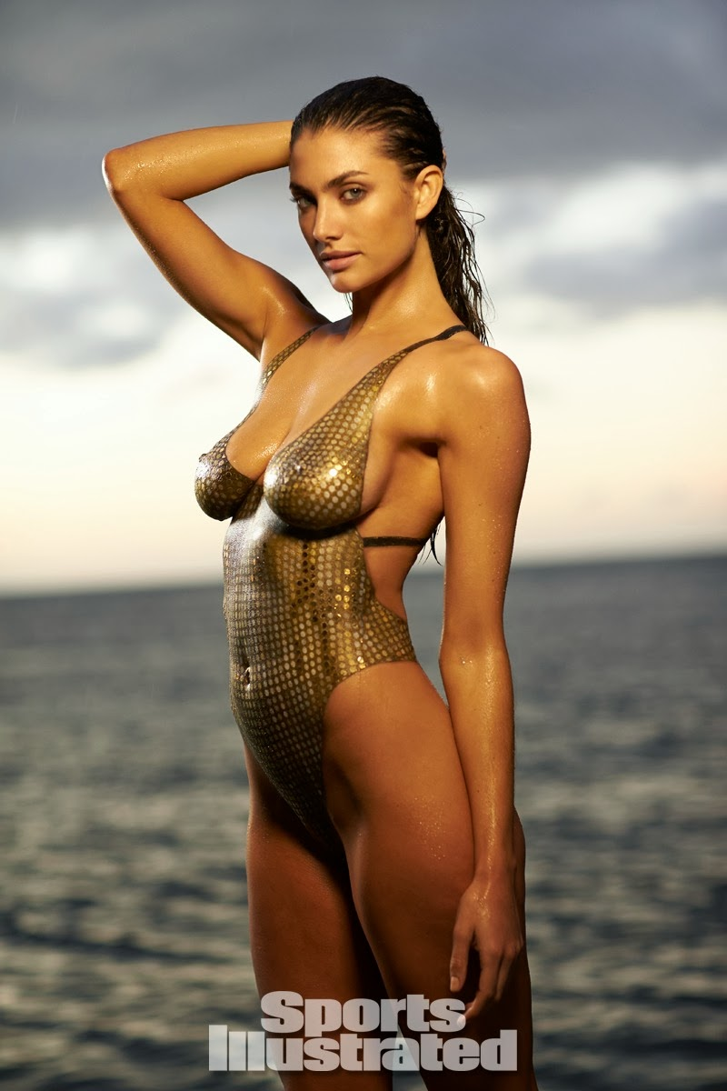 Lauren Mellor Sports Illustrated Swimsuit Edition 2014_15