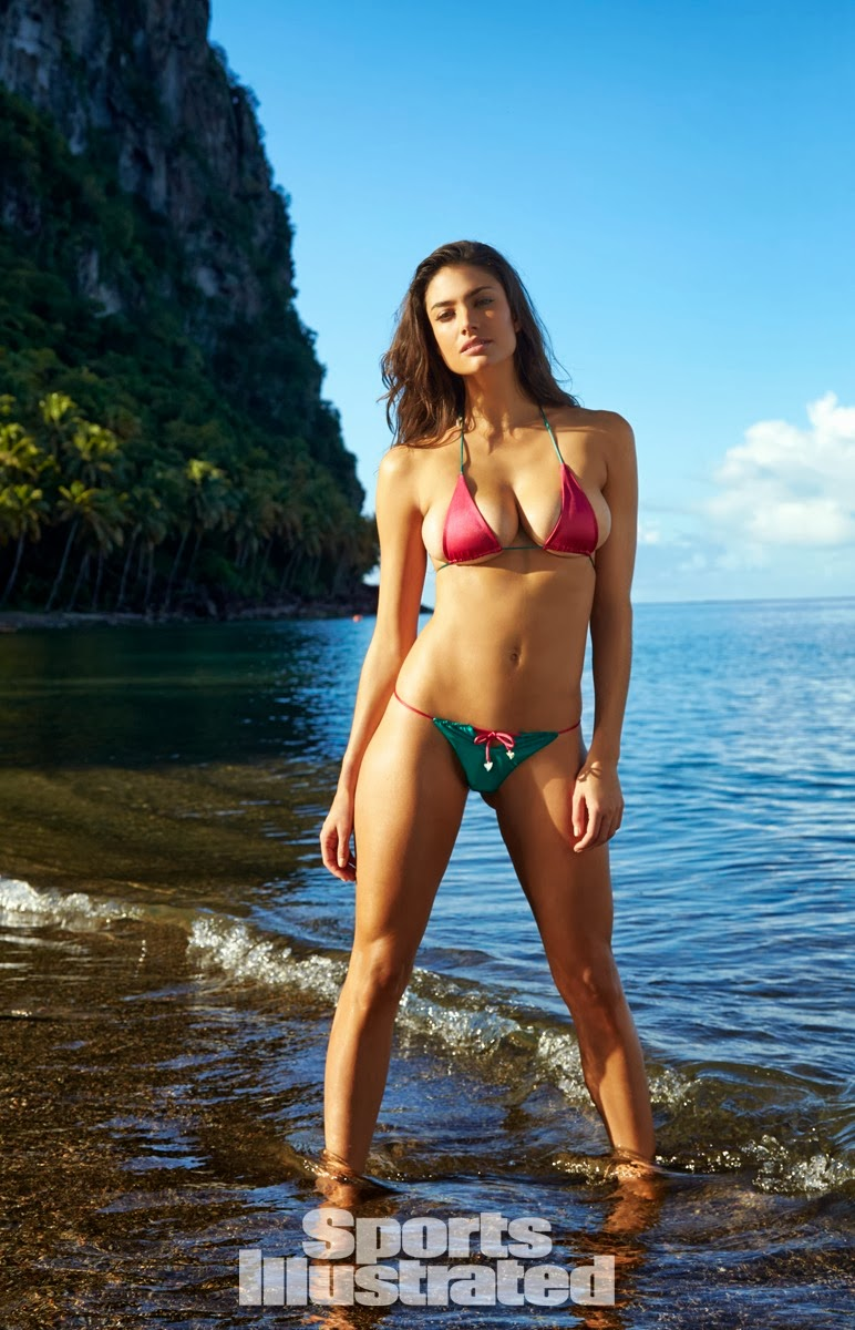 Lauren Mellor Sports Illustrated Swimsuit Edition 2014_17