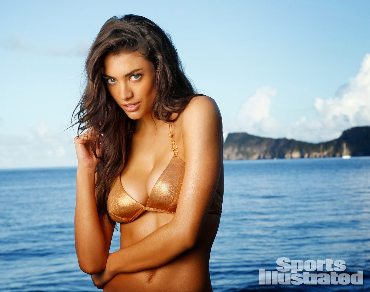 Lauren Mellor Sports Illustrated Swimsuit Edition 2014_18