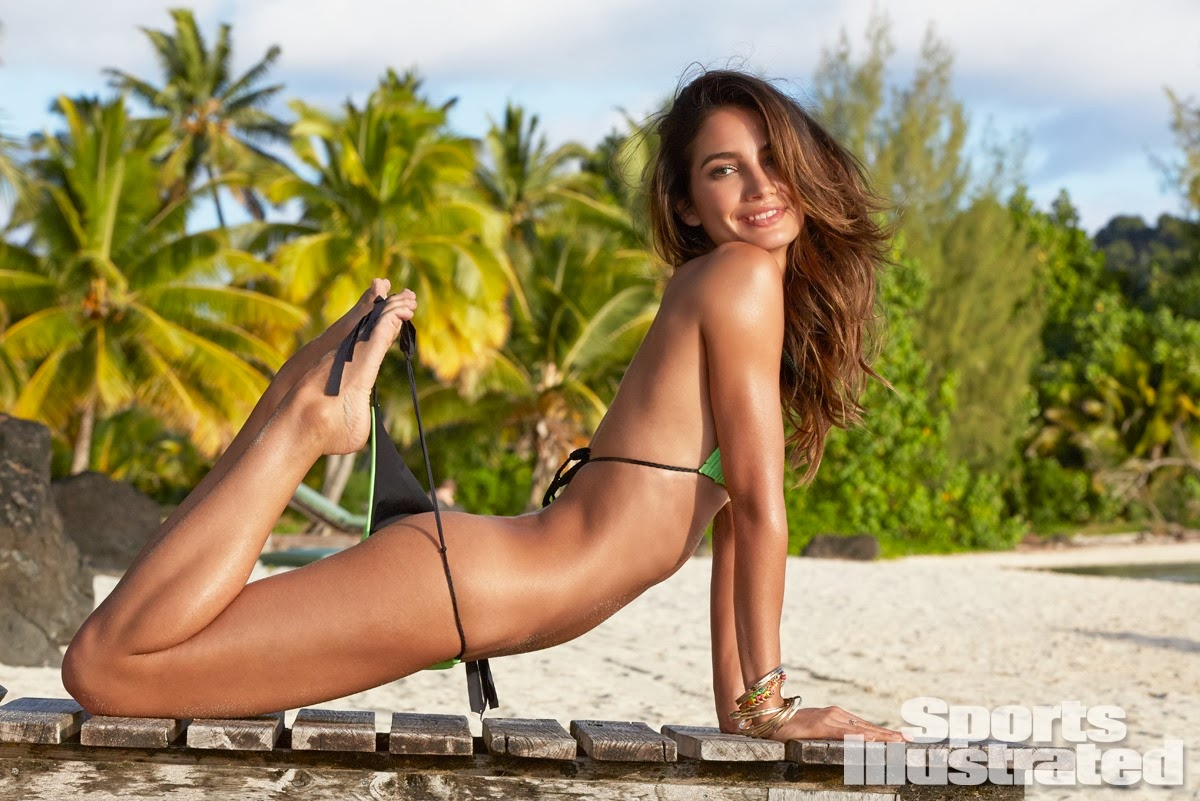 Lily Aldridge Sports Illustrated Swimsuit Edition 2014_10