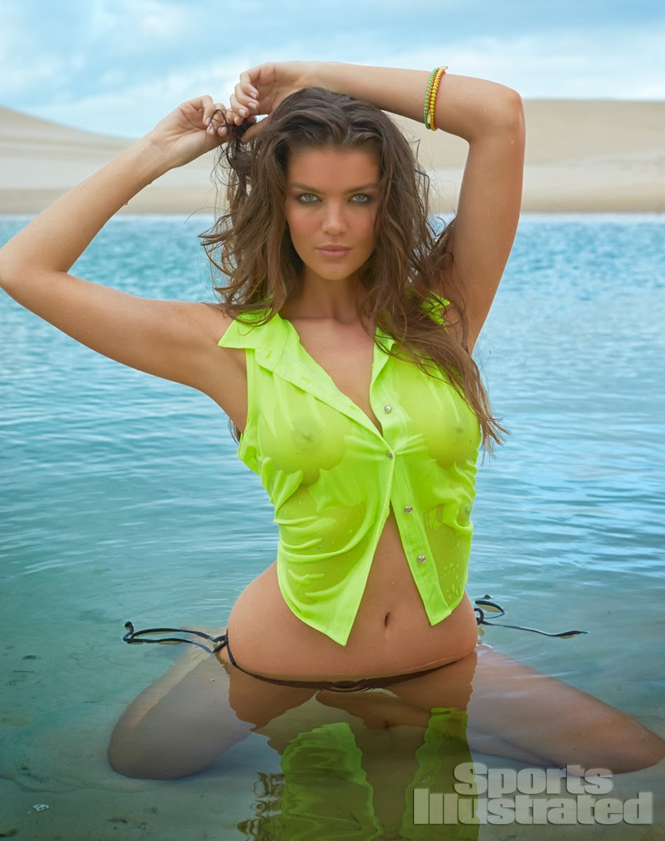Natasha Barnard Sports Illustrated Swimsuit Edition 2014_12