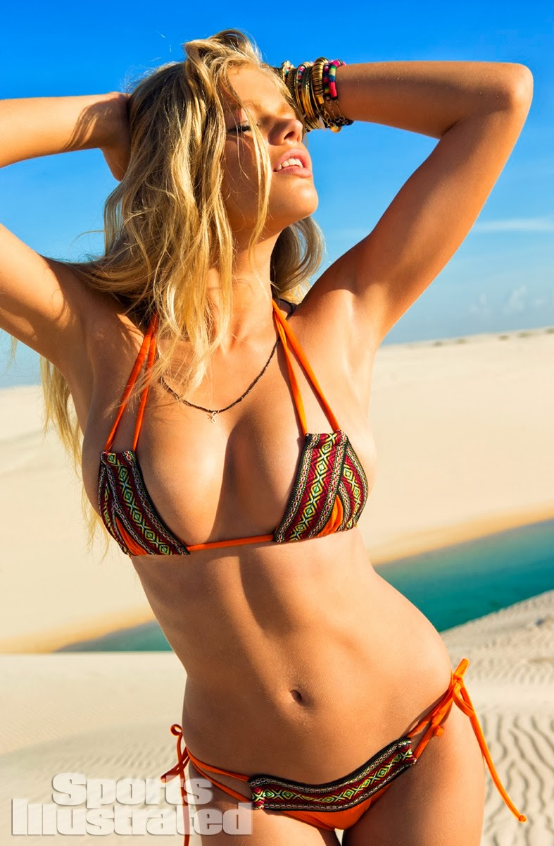 Valerie Van Der Graaf Sports Illustrated Swimsuit Edition 2014_11