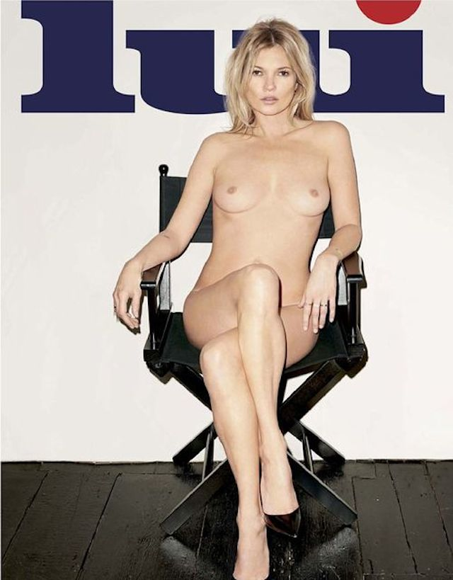 Consider, that Terry richardson kate moss nude
