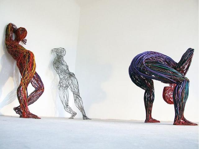 Judit Rita Rabóczky - Wire Sculptures_02