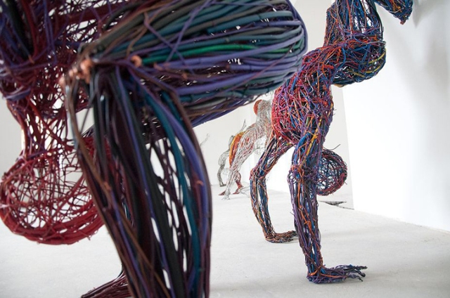 Judit Rita Rabóczky - Wire Sculptures_03