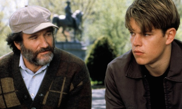 'Good Will Hunting' film - 1997